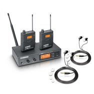 LD Systems MEI 1000 G2 - In-Ear Monitoring System...