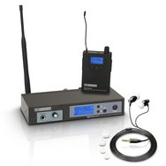 LD Systems MEI 100 G2 - In-Ear Monitoring System drahtlos