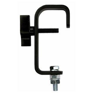 Showtec Heavy Duty Pipe Clamp, SWL=35 kg schwarz