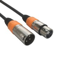 Accu Cable AC-XMXF/1 microphone cable XLR/XLR 1m