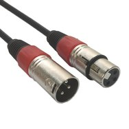 Accu Cable AC-XMXF/10 microphone cable XLR/XLR 10m