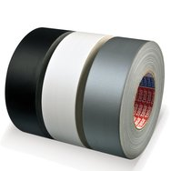 TESA Matt gaffer tape black 53949