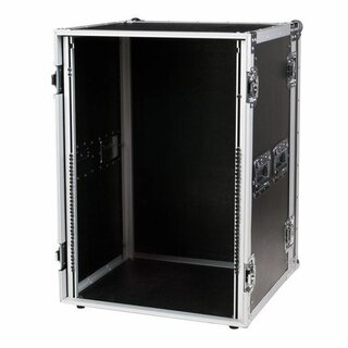 DAP RCA-DD16 Double Door Rackcase 16U