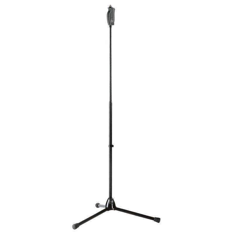 K/&M 27105 Mikrofonstativ schwarz