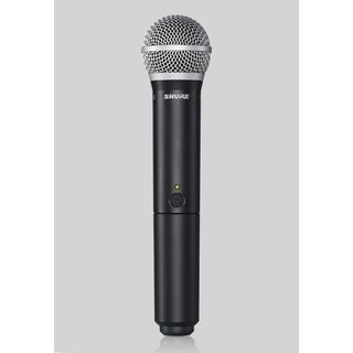 Shure BLX24E/PG58 Vocal-Set mit PG58, S8 (823...832 MHz)