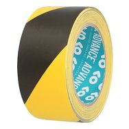 Advance Tapes 5803 - Warnband schwarz/gelb 50mm x 33m